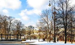 暴雪来袭!莫斯科降雪创纪录积雪厚达45厘米 市政府出动6万人铲雪