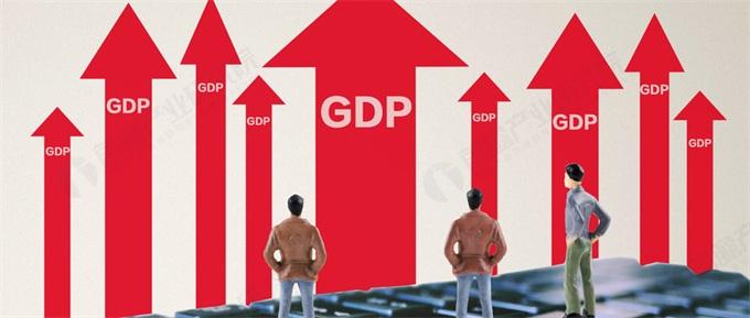 2016、2017、2018年中部各省GDP及增速排名变动情况