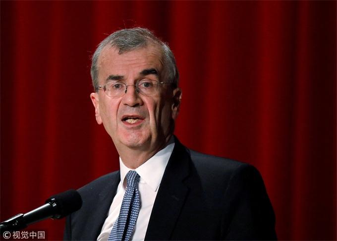 欧央行Villeroy:欧央行利率变动取决于经济衰退持续时间
