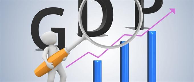 2018年广东梅州市各县(市、区)GDP总量及增速排行榜