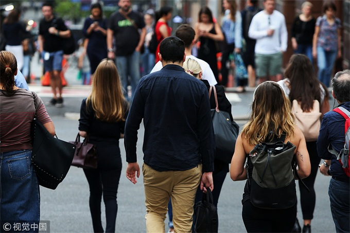 澳洲1月新增3.91万个工作岗位,经济疲软未抹除降息担忧