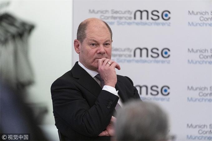 德国财长舒尔茨:与法国就欧元区预算接近达成一致,细节有待斟酌