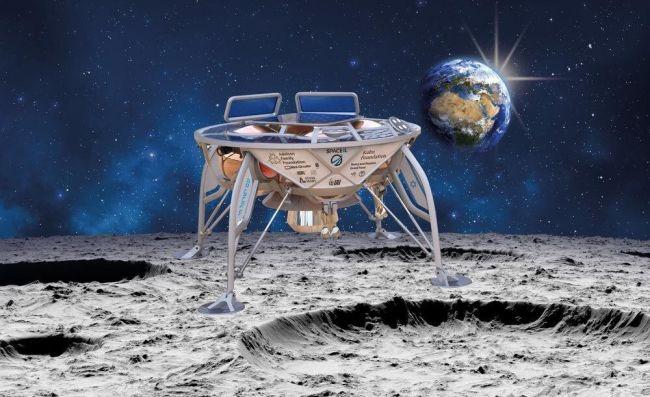 紧随中国之后!Spacex将于今晚发射以色列月球着陆器!