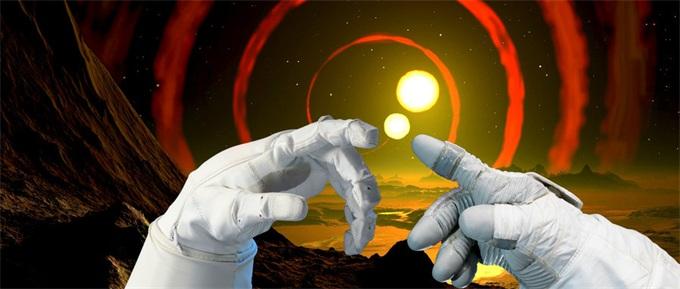 信心满满!NASA局长:我们很快就会发现外星生命的踪迹!