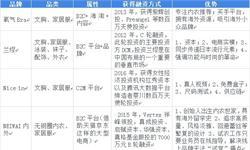 2018中国互联网+内衣行业发展现状和市场趋势