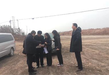 山东新泰汽车产业园项目调研正式启动