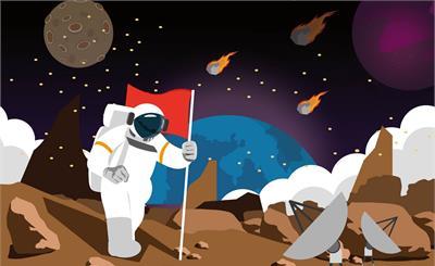 明年發射!中國火星探測任務首度公開亮相