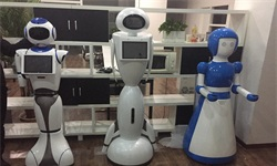 2018年全球<em>服务</em><em>机器人</em>市场现状及前景分析 智能<em>服务</em><em>机器人</em>渗透率进一步提高