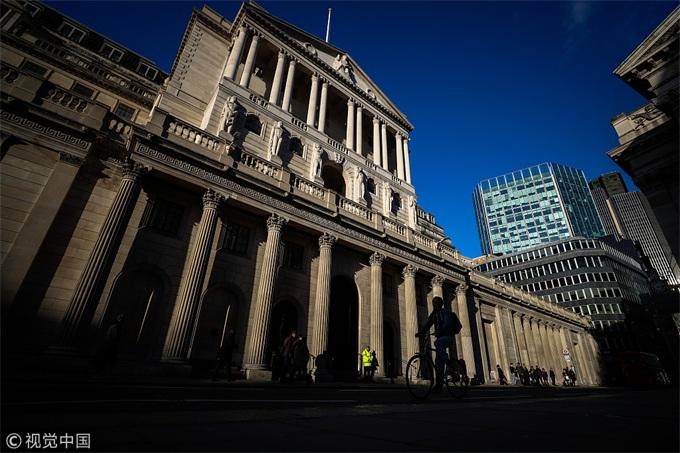为应对潜在冲击,英国央行将向银行注入更多欧元以补充流动性