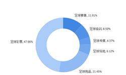 2018年中国足球行业细分市场规模与发展趋势分析 产业结?#20849;缓?#29702;【组图】