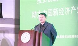 周逵:投资创新和投资增长,助力中国新经济产业