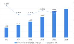 2018年汽车养护行业市场现状与发展趋势 美容服务为养护市场主要业务,推动行业发展前景可期【组图】