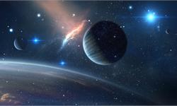 可能导致地球毁灭的五大宇宙事件:2460年后的彗星撞击最致命