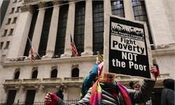 经合组织:富裕国家中68%的人认为应对富人征收更高的税