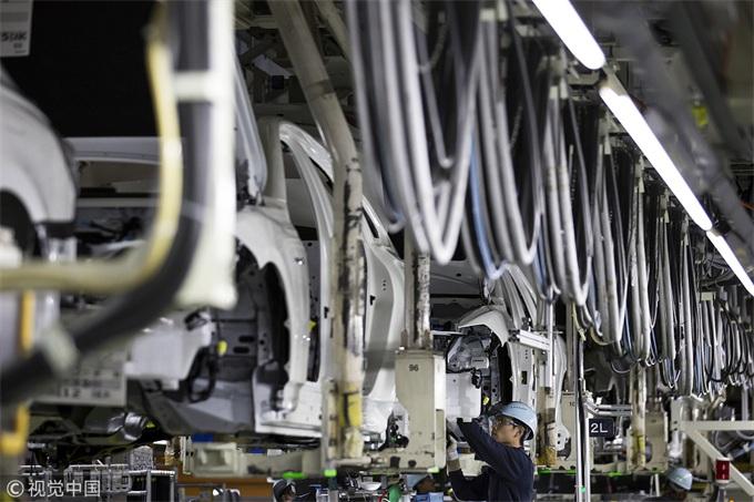3月日本制造商信心指数下跌至10点,创两年半以来最低纪录