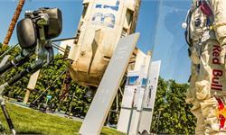 贝佐斯的火星会议又来了!机器蜻蜓、蓝色起源引擎、机器人做瑜伽……