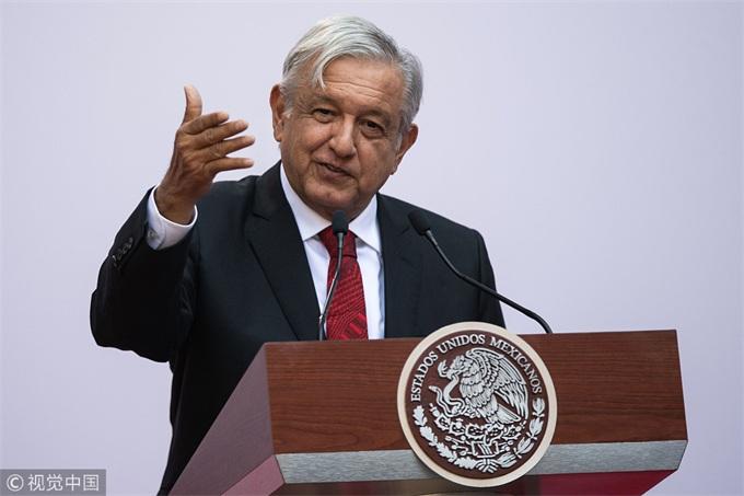 墨西哥政府宣布启动六年计划以提高石油产量,