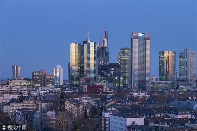 德国3月商业景气指数超预期,经济复苏了?