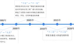 2018年智能交通行业市场规模与发展趋势—行业发展与政策密不可分,规模有望达万亿级别【组图】