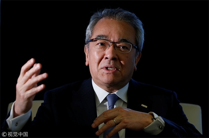 Makoto Takashima