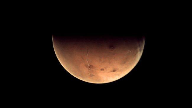 火星上的确是有甲烷 但这究竟是不是生命的迹象?