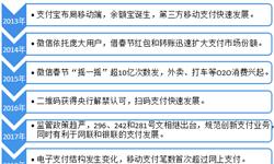 2018年中国移动支付行业市场竞争格局与发展趋势分析 未来双寡头市场格局有望被打破【组图】