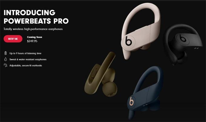 1888元!Beats发布首款真·无线蓝牙耳机:二代AirPods同款H1芯片,9h播放时长