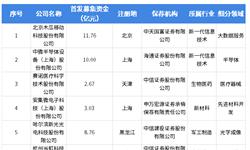2019年中国科创板第四批受理企业名单及详细解读 传音控股凭借百亿营收遥遥领先,木瓜移动研发占比过低受质疑