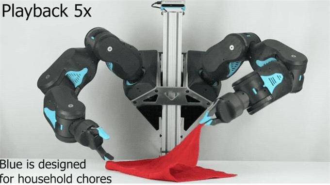 """未来方向之一?UC伯克利大牛研发出可基于AI深度""""自学""""的低成本机器人"""