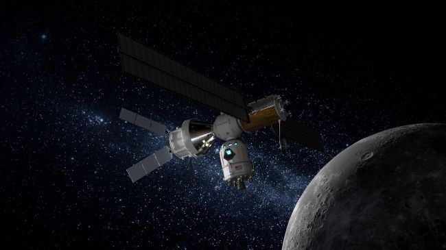 洛克希德·马丁公司提议建立早期月球空间站 以实现2024年登月