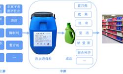 预见2019:《2019年中国洗衣液产业全景图谱》(附市场规模、产业上游、竞争格局)