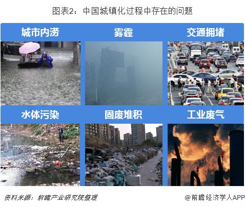 图表2:中国城镇化过程中存在的问题