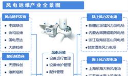 预见2019:《2019年中国风电运维产业全景图谱》(附产业布局、市场规模、发展趋势)