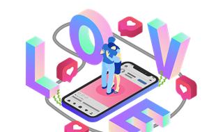 2018年中国网络婚恋行业市场现状及发展潜力分析 三大因素共同驱动50亿市场规模
