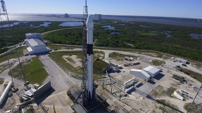 又双叒推迟了!SpaceX货运龙飞船任务推迟至五一发射
