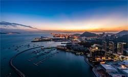 近观香港,远看上海,反思深圳