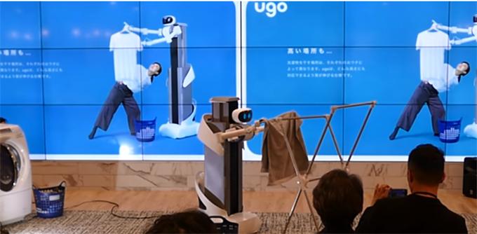 用人工操控取代机器人大脑,远在几千里也能指挥家里的机器人干活