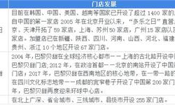 2018年中国<em>烘焙</em><em>工</em><em>坊</em>行业发展现状和市场新葡萄京娱乐场手机版,一线城市发展速度迅猛【组图】