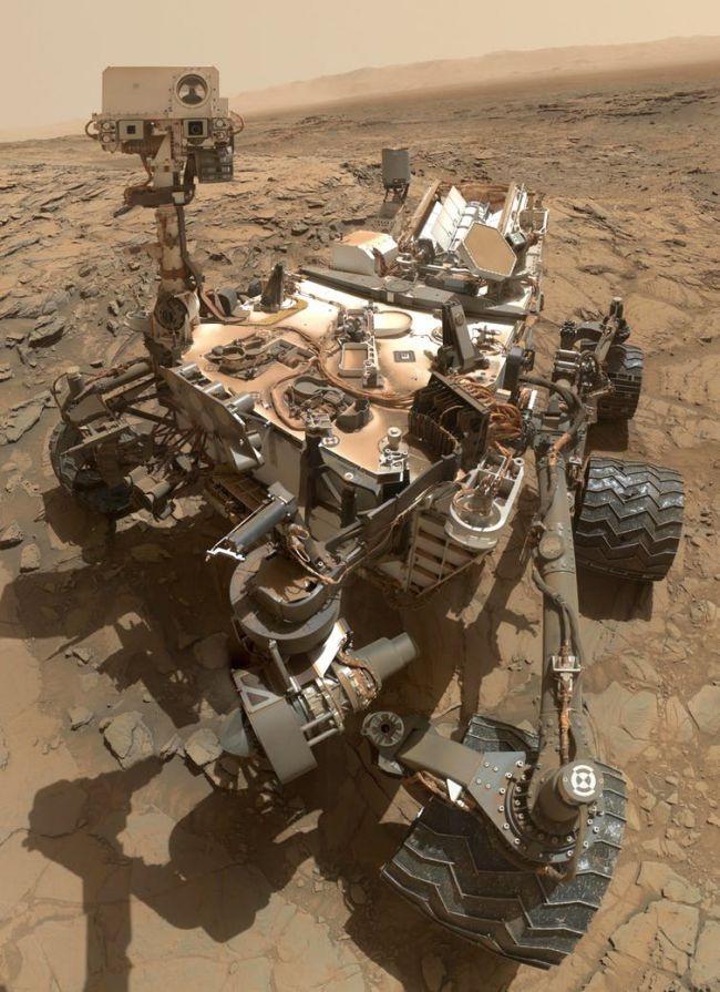 宇航员现身说法:砸几千亿美元把人类送到火星上到底值不值?