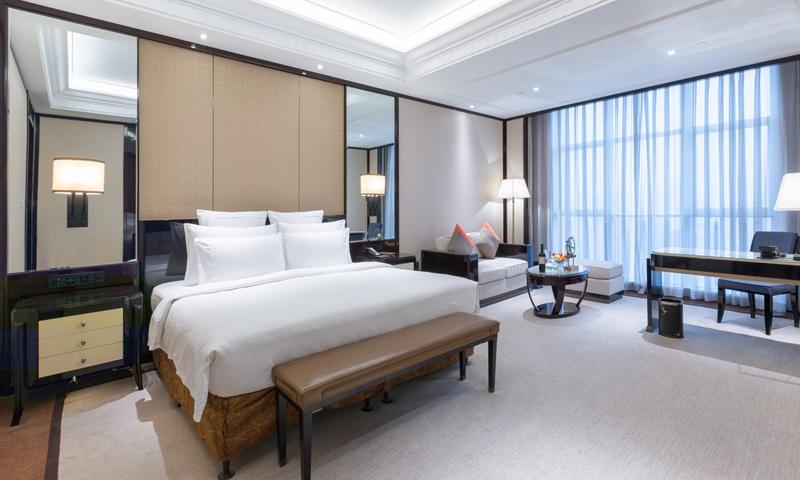 万山区五星级酒店建设项目