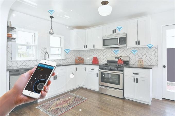 全厨联动时代来临!远程预约、实时控制、定制食谱…这些智能设备让你享受烹饪!