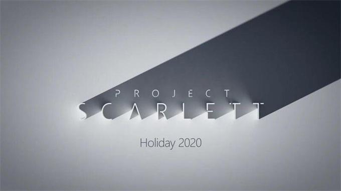 """2020年发售!微软揭秘新一代Xbox游戏主机""""Project Scarlett"""" 速度提升4倍"""