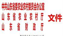 山东省乡村振兴齐鲁样板示范区创建方案