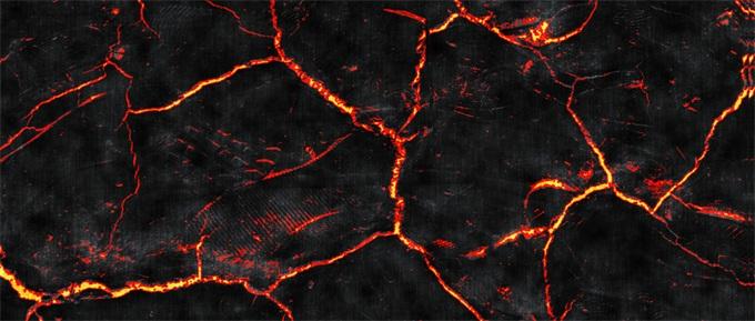 数十亿年前曾有一场火星火山爆发 早期火星火山活动十分强烈