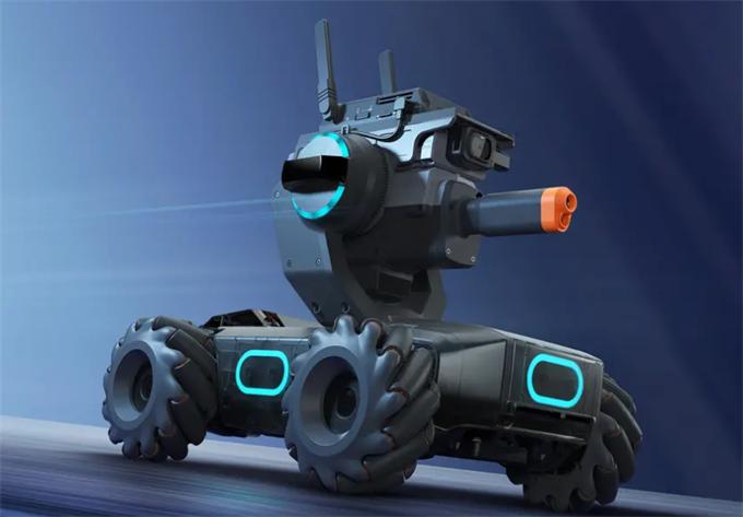 """明明可以靠无人机吃饭的大疆,却发布了首款""""史上最强""""机器人教育产品"""