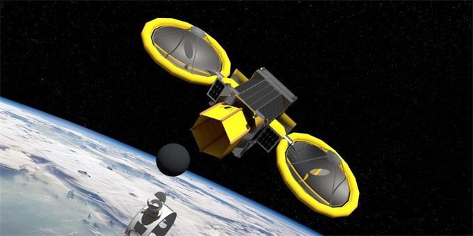 一年200万美元!NASA大力资助太空资源勘探新概念项