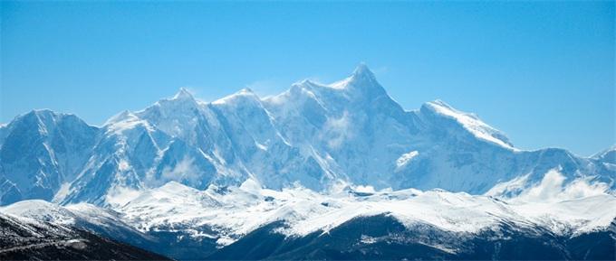救救冰川!喜马拉雅每年流失80亿吨冰 人为引起的气