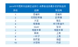 2018年中国<em>美</em><em>妆</em>增长强劲,百雀羚和美宝莲依然最受欢迎,<em>美</em><em>妆</em>还好赚吗?