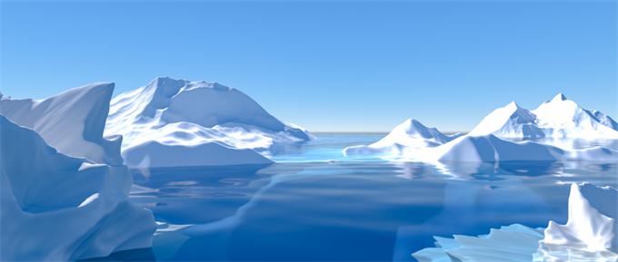 全球变暖报警!南极海冰面积骤减 4年融掉一个东北+华北