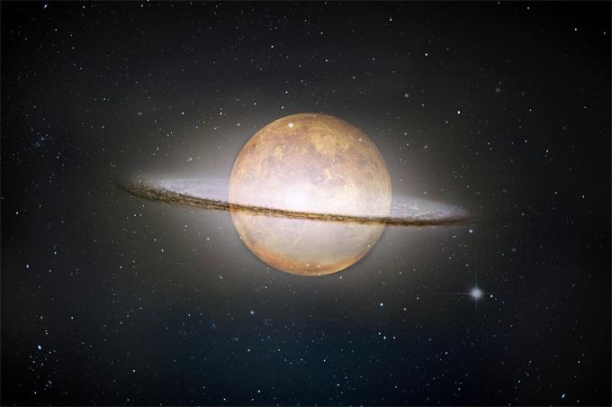 """奇观!""""土星冲日""""天象将上演 这种奇景是怎样形成的?"""